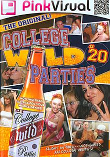 College Wild Parties #20 Box Cover