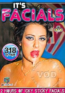 It's Facials Box Cover