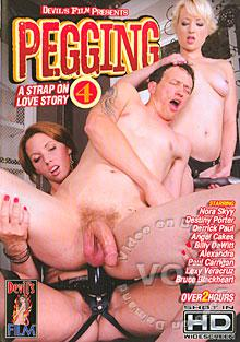 Pegging 4: A Strap On Love Story Box Cover