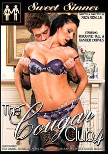 The Cougar Club 4 Box Cover