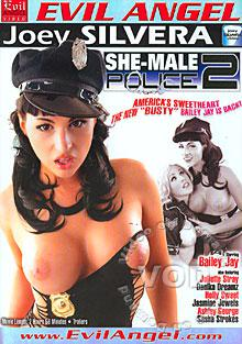 She-Male Police 2 Box Cover
