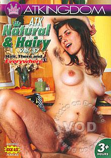 ATK Natural & Hairy Vol. 37 - Hair, There And Everywhere
