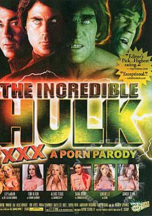 The Incredible Hulk XXX - A Porn Parody