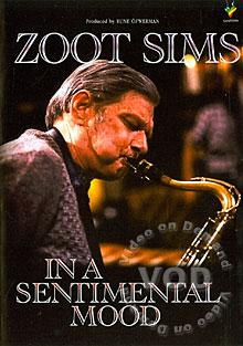 Zoot Sims: In A Sentimental Mood Box Cover