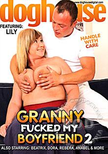 Granny Fucked My Boyfriend Vol. 2