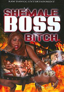 Shemale Boss Bitch Box Cover