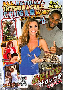 All National Interracial Cougar Hunt #6 Box Cover