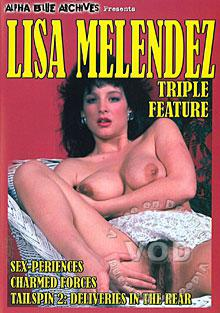 Lisa Melendez Triple Feature: Charmed Forces Box Cover