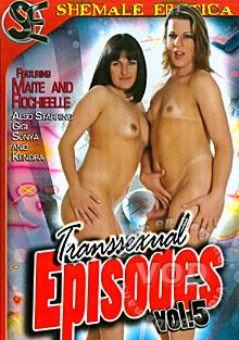 Transsexual Episodes 5 Box Cover