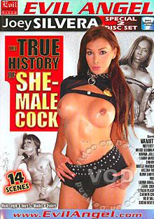 The True History Of She-Male Cock (Disc 2) Box Cover