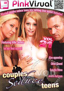 Couples Seduce Teens Vol. 21 Box Cover