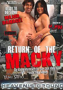 Return Of The Macky Box Cover