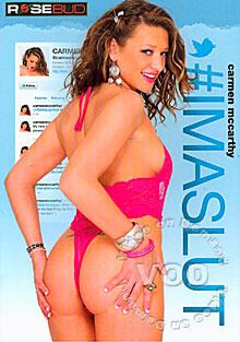 #IMASLUT Box Cover