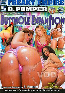 Butthole Expansion Box Cover