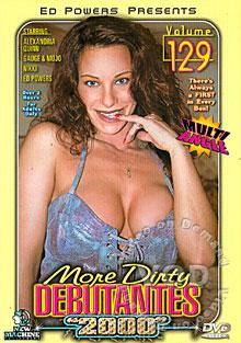 More Dirty Debutantes 2000 Volume 129 Box Cover