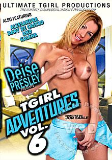 TGirl Adventures Vol. 6
