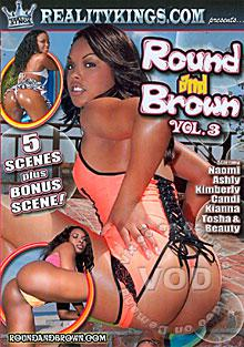 Round and Brown Vol. 3 Box Cover