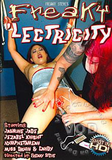 Freaky 'Lectricity Box Cover