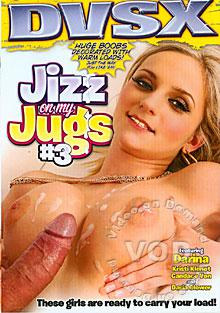 Jizz On My Jugs #3 Box Cover