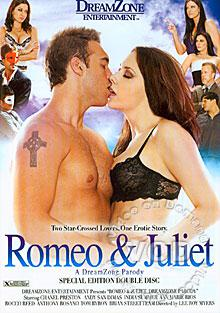 Romeo & Juliet - A Dream Zone Parody (Disc 1) Box Cover