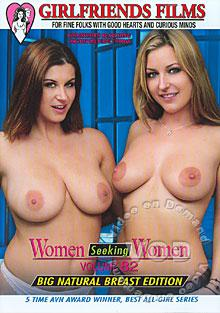 Women Seeking Women Volume 82: Big Natural Breast Edition