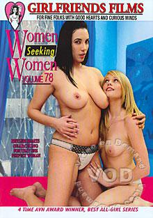 Women Seeking Women Volume 78 Box Cover - Login to see Back