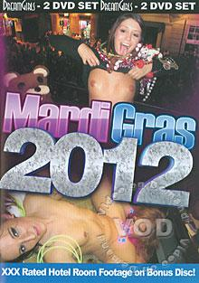 Mardi Gras 2012 - Street Action (Disc 1) Box Cover - Login to see Back