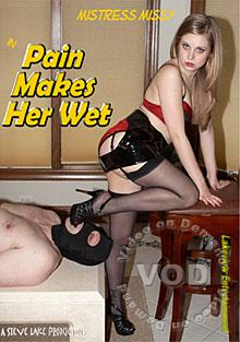 Pain Makes Her Wet Box Cover - Login to see Back