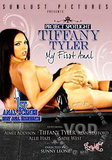 Project Spotlight - Tiffany Tyler - My First Anal