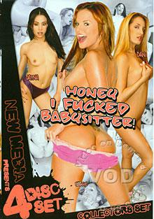 Honey I Fucked Babysitter (Disc 4)