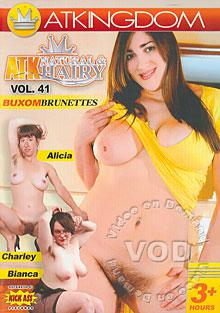 ATK Natural & Hairy Vol. 41 - Buxom Brunettes