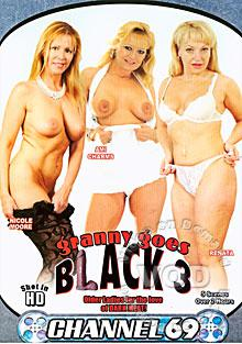Granny Goes Black 3 Box Cover