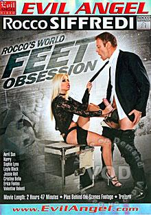 Rocco's World: Feet Obsession