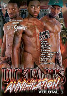 Dicktators Volume 3 - Annihilation