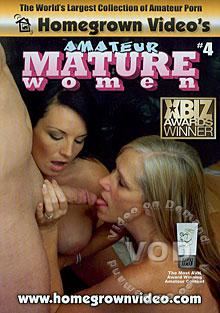 Amateur Mature Women #4