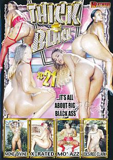 Thick & Black #21 Box Cover
