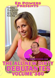 The All New Dirty Debutantes Volume 380