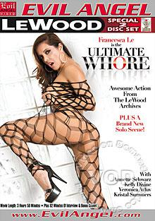 Francesca Le Is The Ultimate Whore (Disc 1)