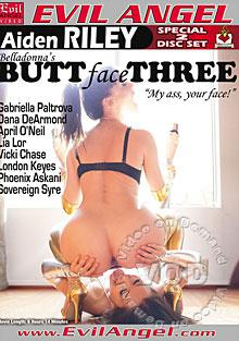 Belladonna's Buttface Three (Disc 1)
