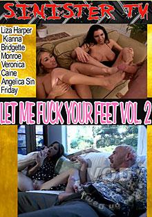 Let Me Fuck Your Feet Vol. 2