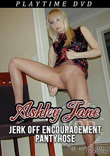 Ashley Jane Jerk Off Encouragement Pantyhose