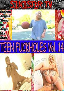 Teen Fuck Holes Vol. 14