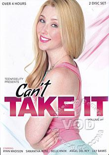 Can't Take It Volume #1 (Disc 1)