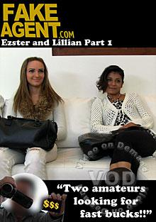 Fake Agent Presents - Eszter And Lilian Part 1