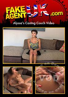 Fake Agent UK Presents - Alyssa