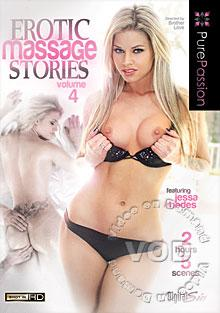 Erotic Massage Stories Volume 4