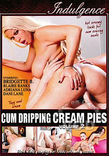 Cum Dripping Cream Pies Volume 2