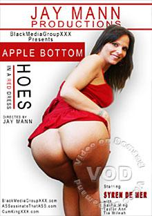Apple Bottom Hoes In A Red Dress