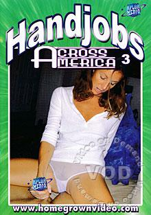 Handjobs Across America 3 Box Cover