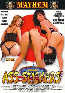 Ass Stickers